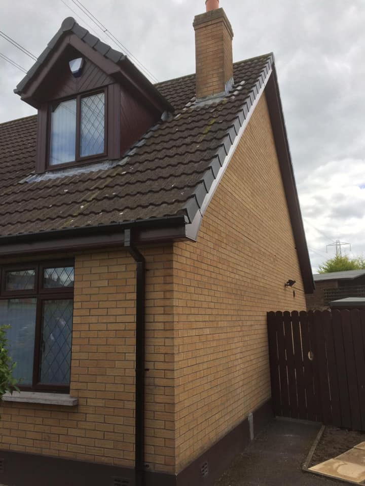 Roofline Northern Ireland Soffit Fascia Upvc