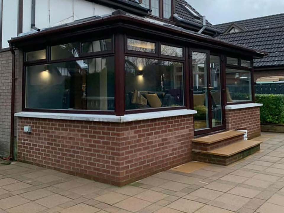 conservatories in northern ireland