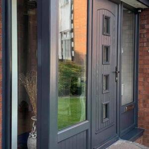 composite doors northern ireland